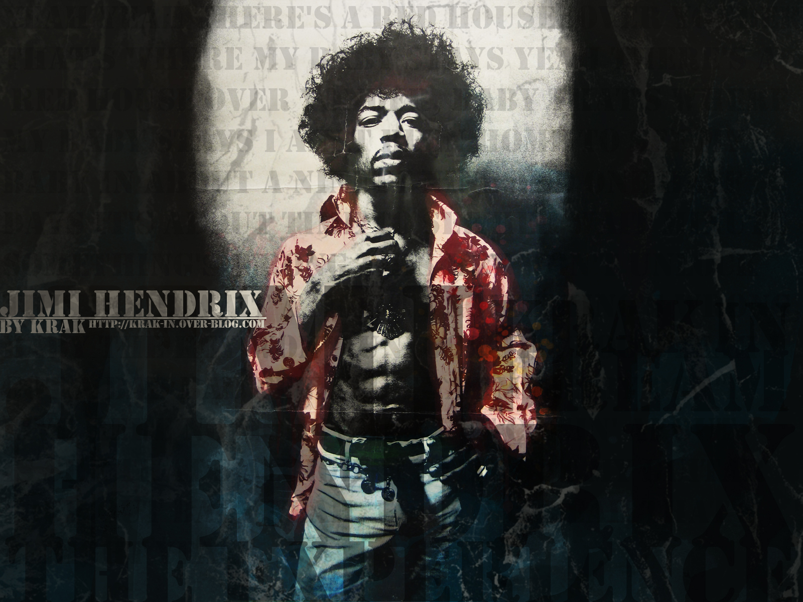 Jimi Hendrix high resolution wallpapers