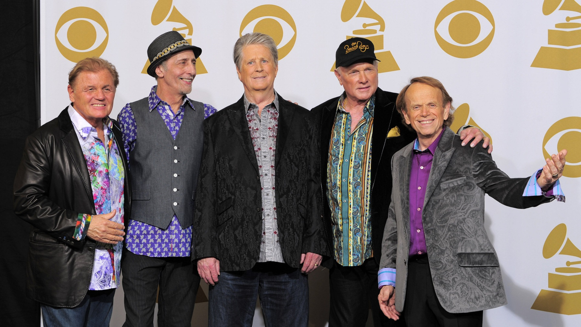 The Beach Boys widescreen
