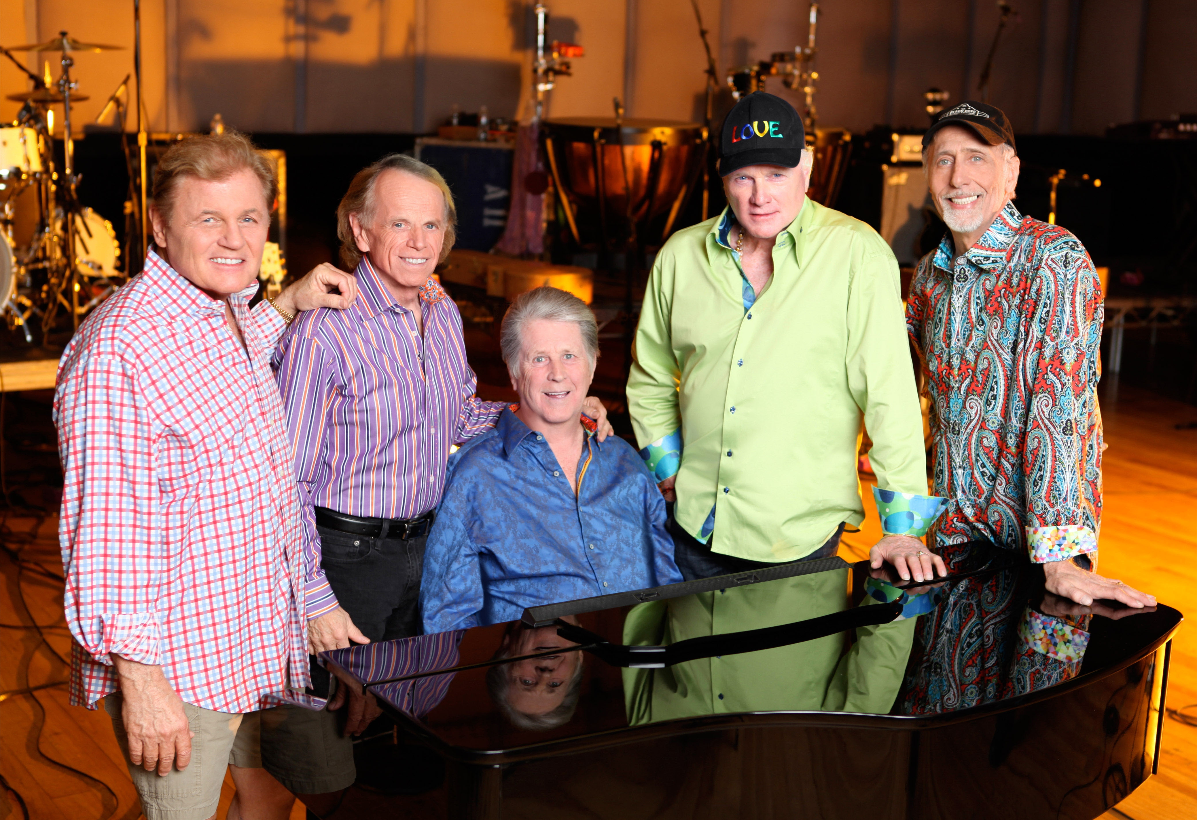 The Beach Boys hd