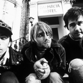 Nirvana download wallpapers