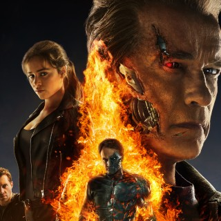 Terminator Genisys wallpapers desktop
