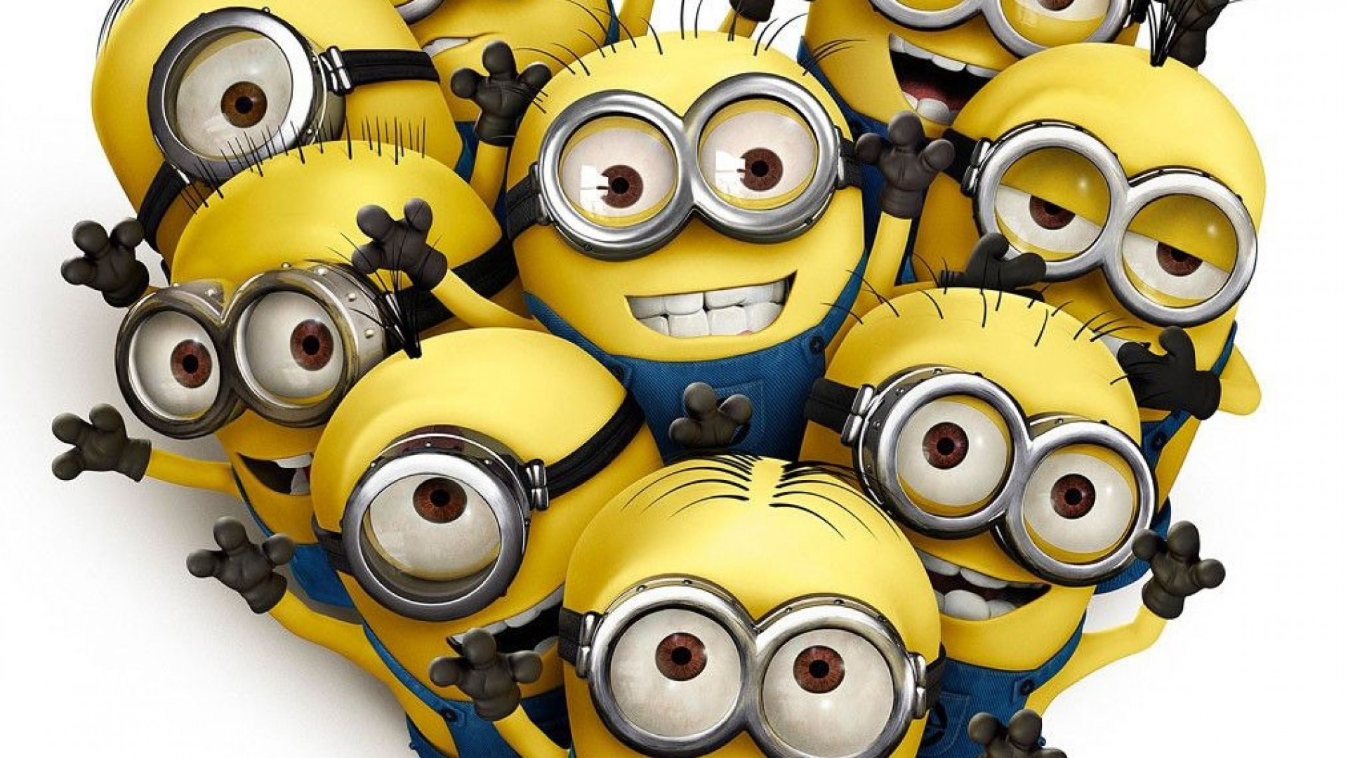 Awesome <b>Minions</b> Images Collection: <b>Minions Wallpapers</b> for <b>desktop</b> ...