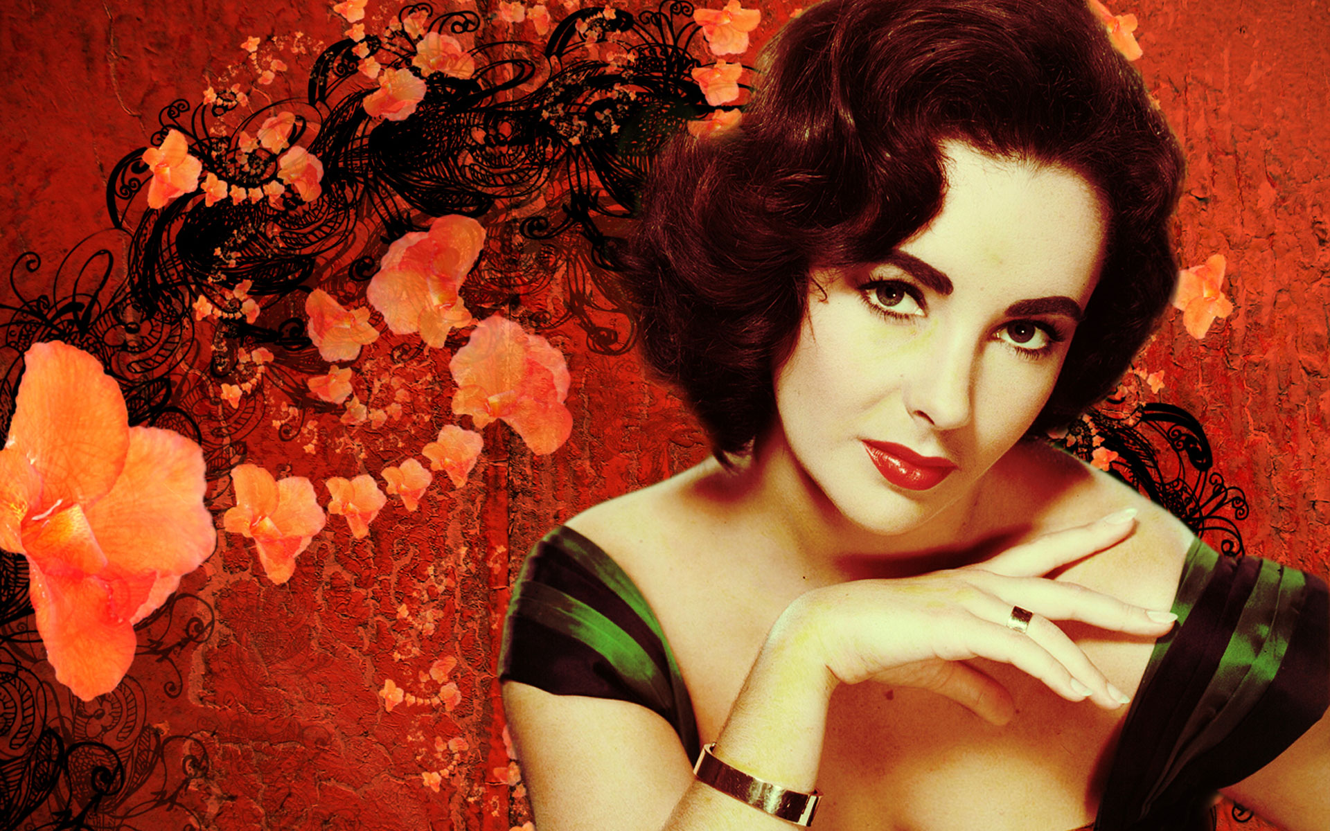 Elizabeth Taylor HD Wallpapers