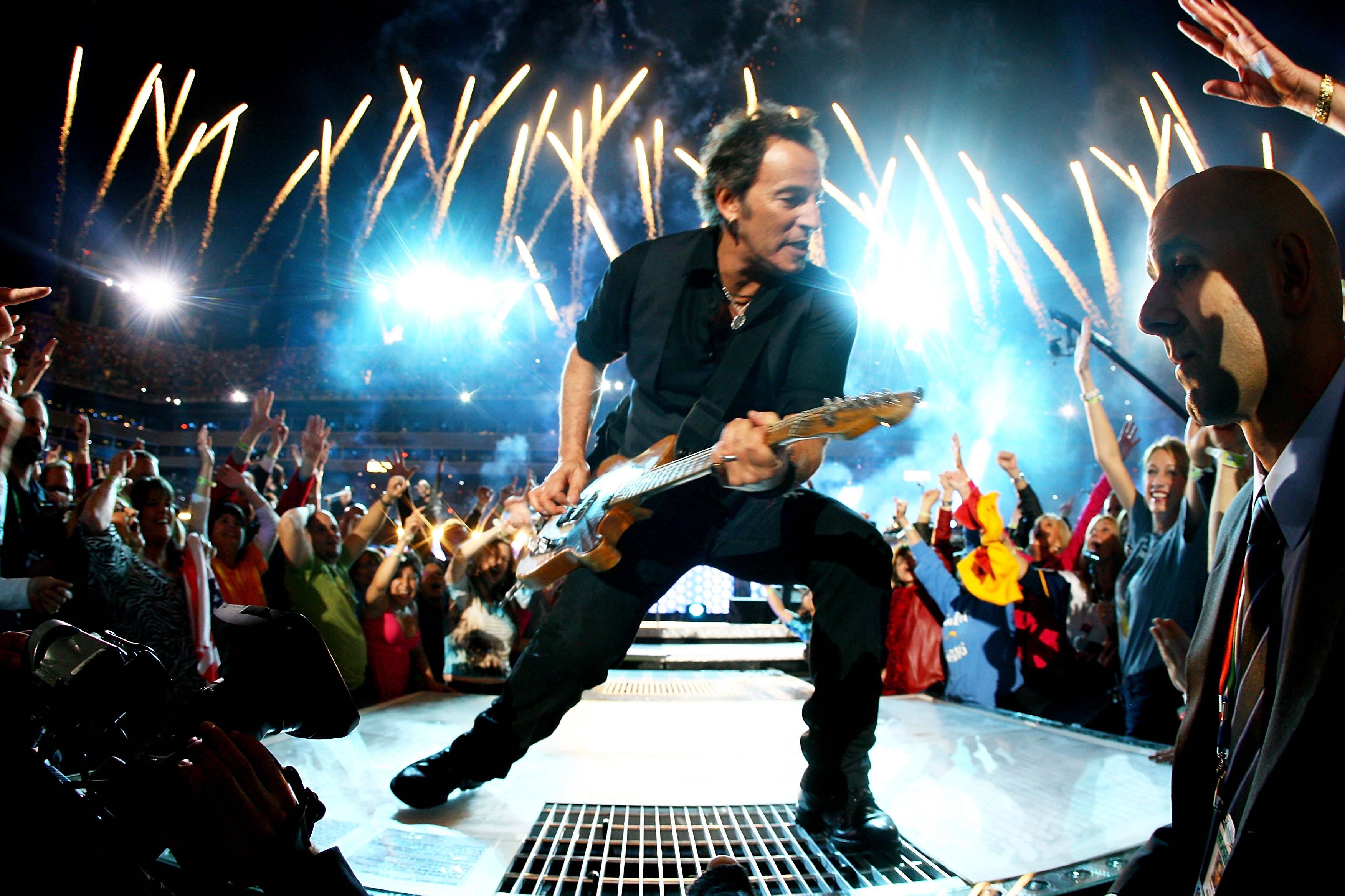 Leon Belasco Wallpapers Bruce Springsteen HD Wallpapers for desktop download