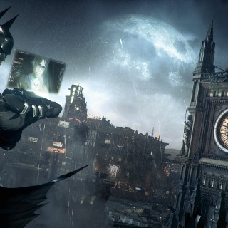 Batman Arkham Knight hd