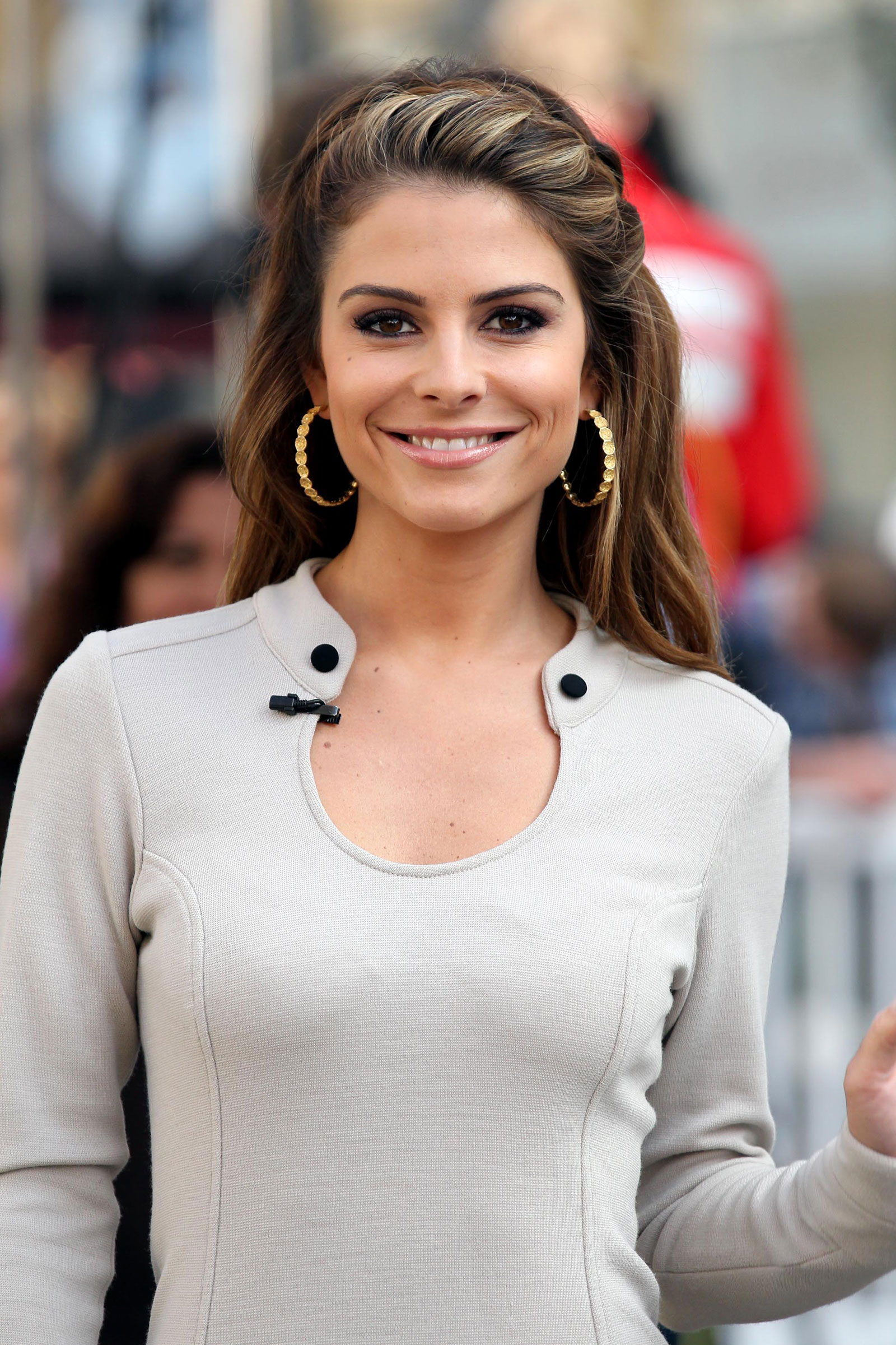 maria menounos smile