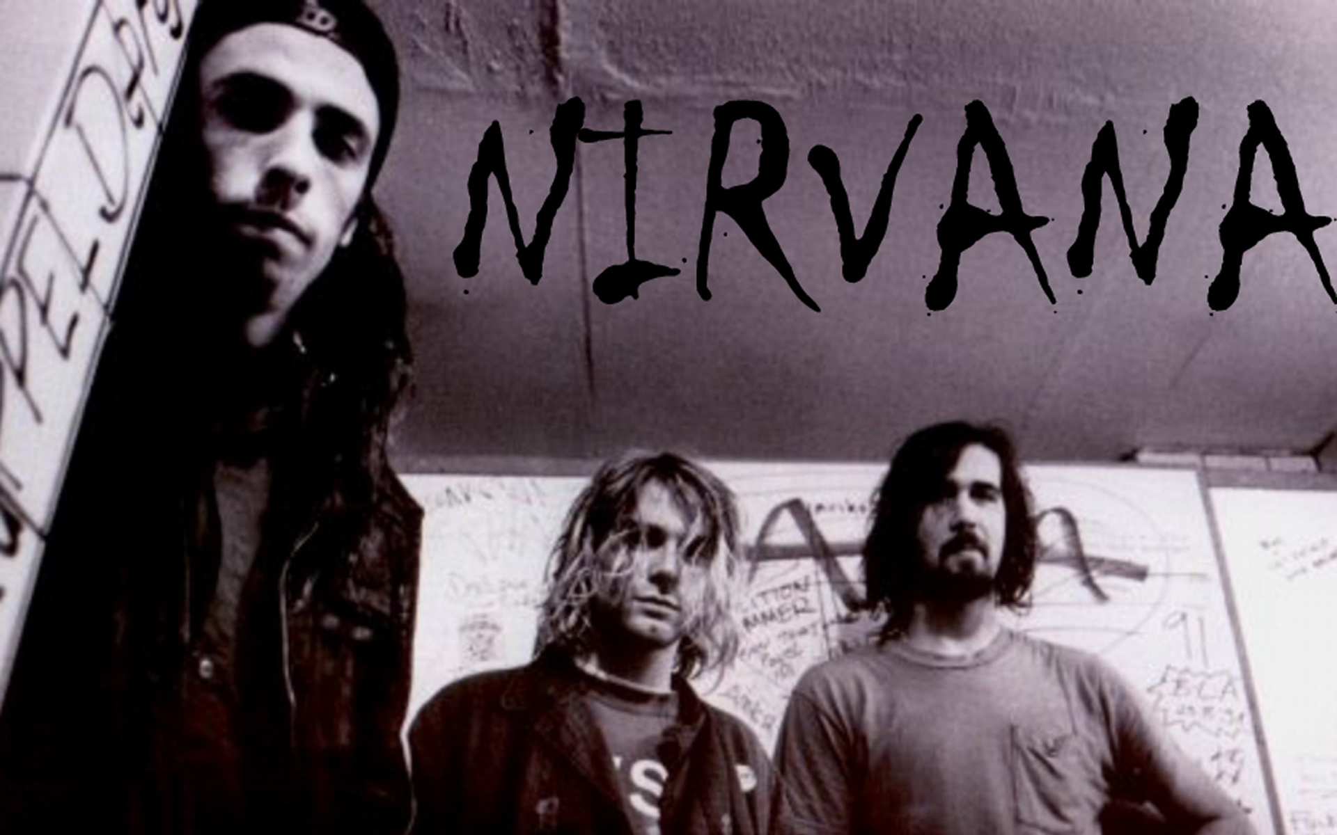 nirvana wallpaper hd