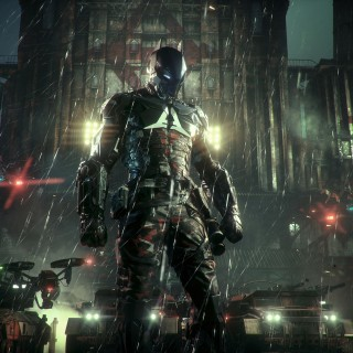 Batman Arkham Knight wallpapers desktop