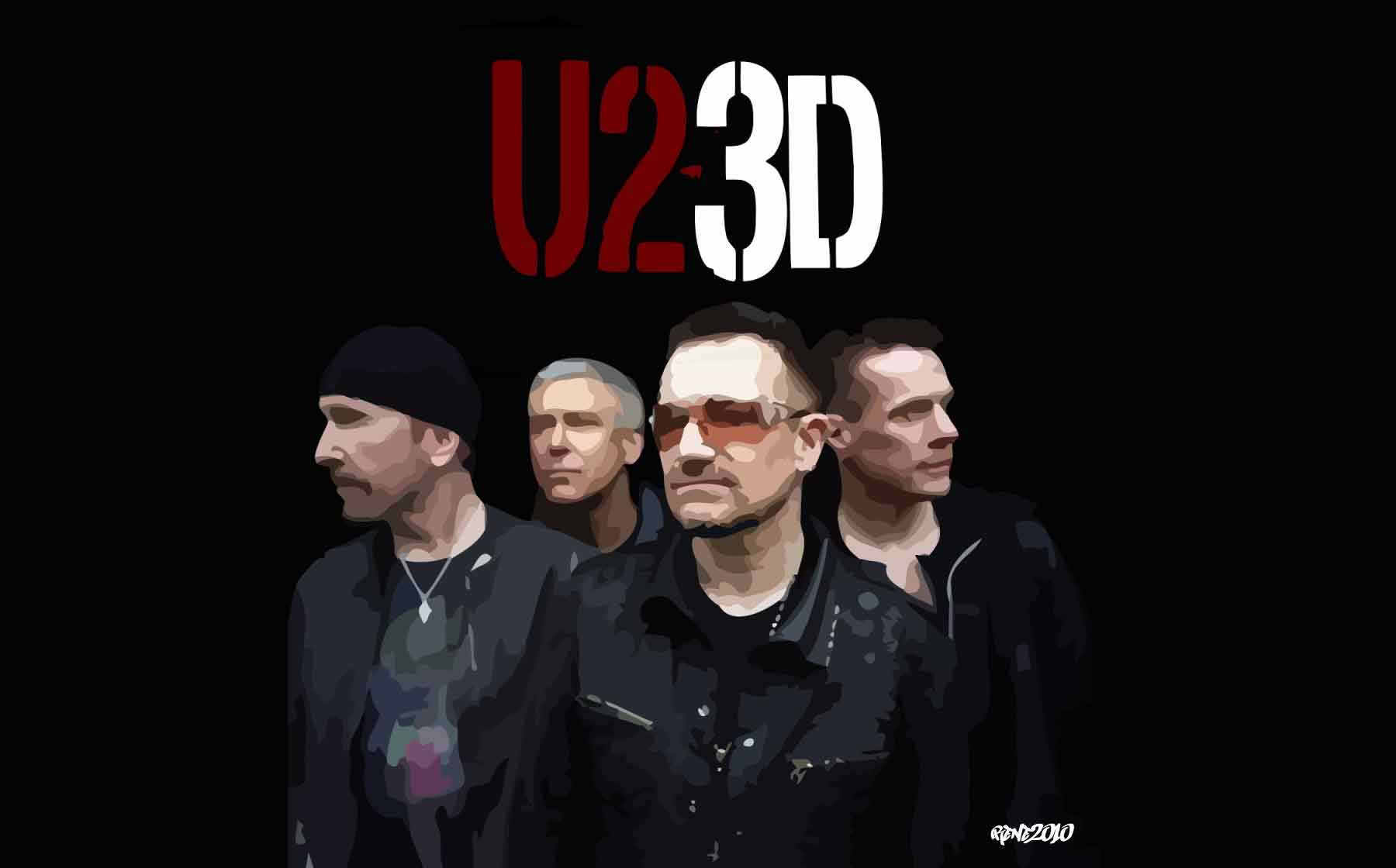 U2 wallpapers wi...U2 Desktop Wallpaper