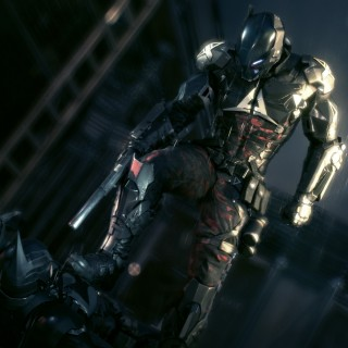Batman Arkham Knight wallpapers widescreen