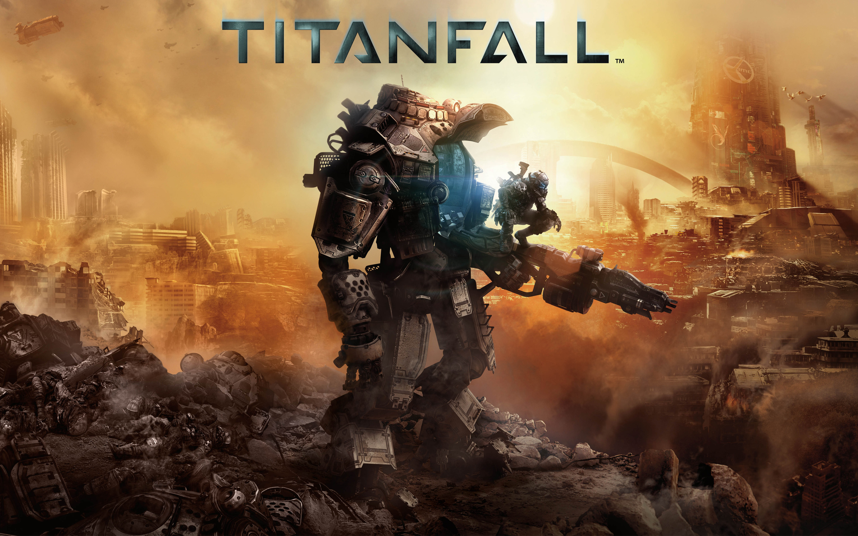 Titanfall HD Wallpapers