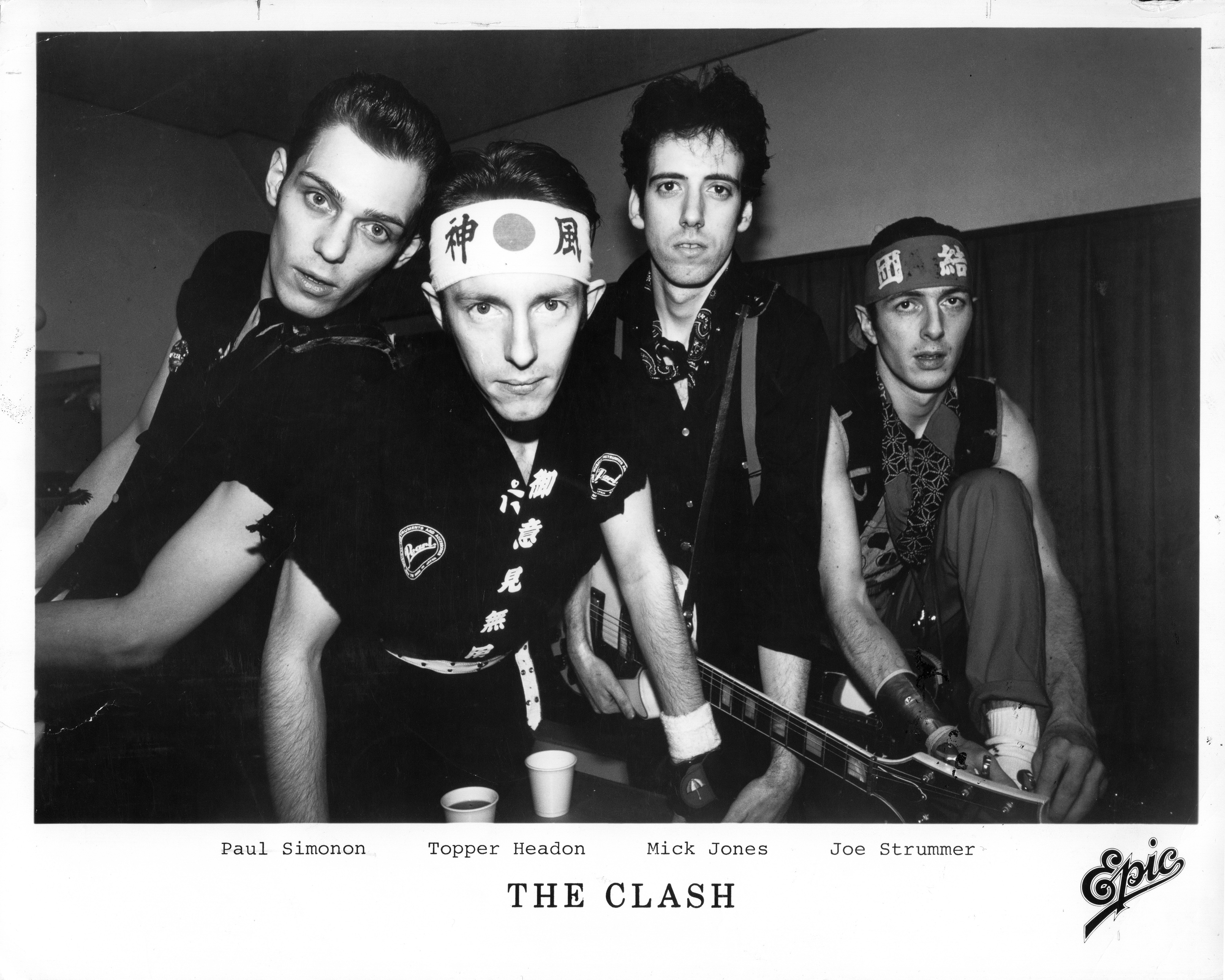 The Clash HD Wallpapers for desktop download