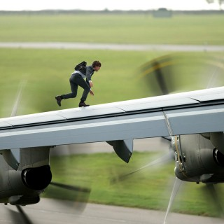 Mission Impossible Rogue Nation widescreen