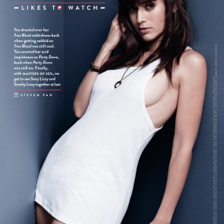 Lizzy Caplan high resolution wallpapers