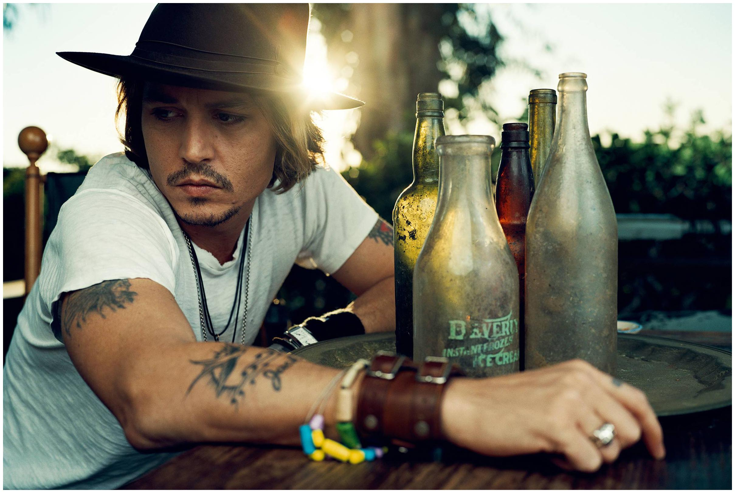 Johnny Depp HD Wallpapers