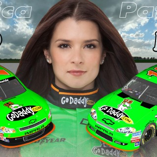 Danica Patrick wallpapers desktop