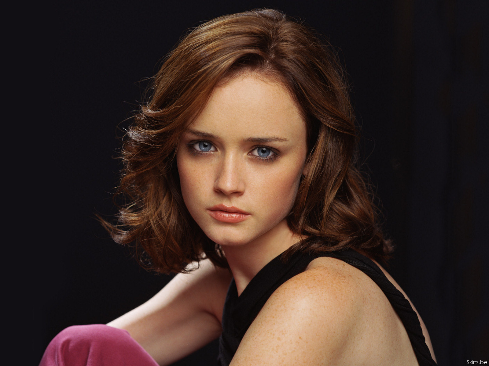 alexis bledel in real life
