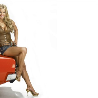 Jessica Simpson wallpapers widescreen