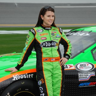 Danica Patrick wallpapers widescreen