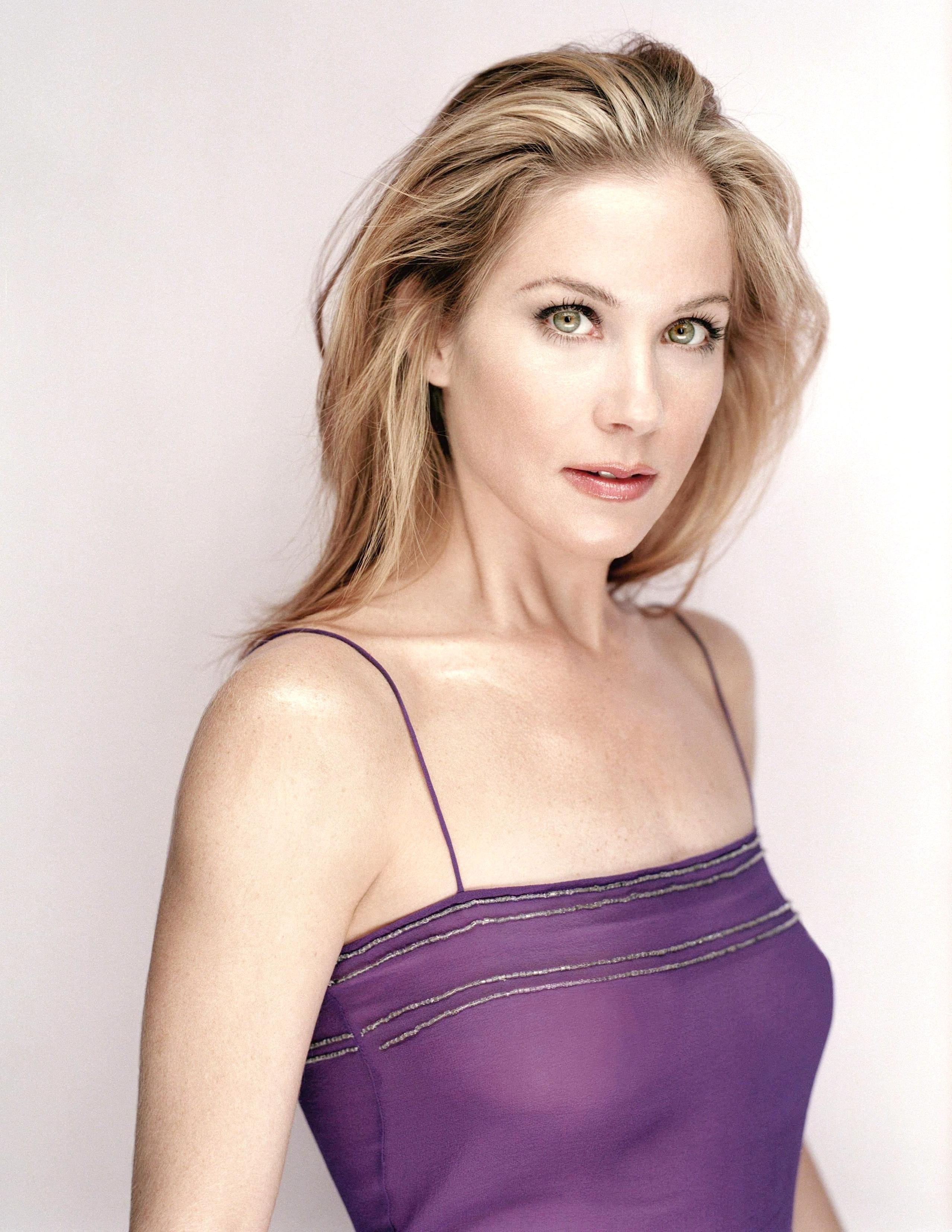 Christina Applegate HD Wallpapers for desktop download Christina