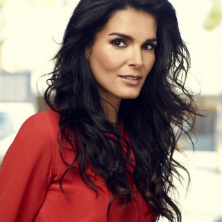 Angie Harmon download wallpapers
