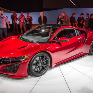 Acura NSX new