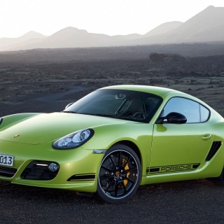 Porsche Cayman GT new