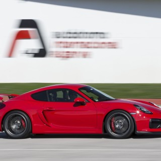 Porsche Cayman GT hd wallpapers