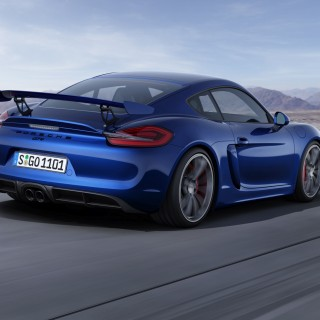 Porsche Cayman GT wallpapers