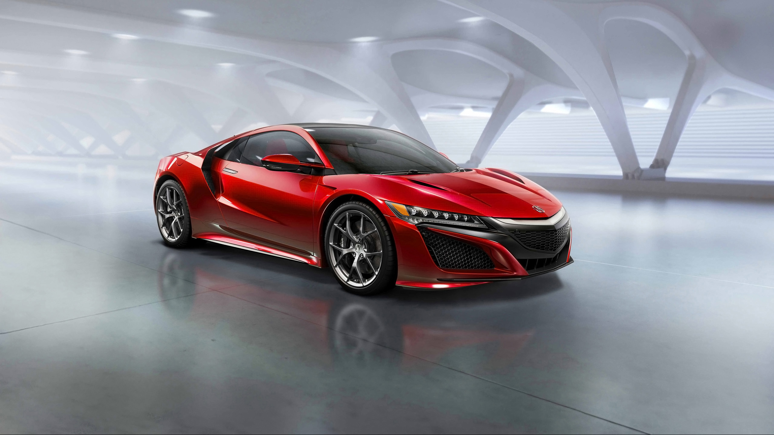 Acura NSX HD Wallpapers For Desktop Download