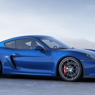 Porsche Cayman GT free wallpapers