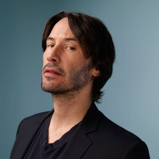 Keanu Reeves widescreen