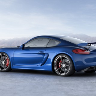 Porsche Cayman GT wallpapers widescreen