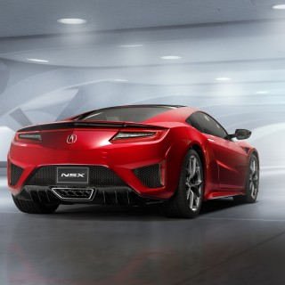 Acura NSX photos