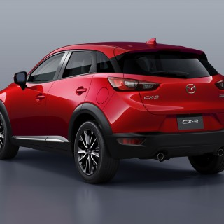 Mazda CX-3 photos