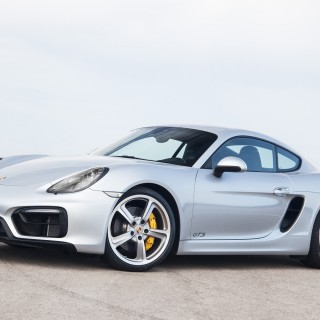 Porsche Cayman GT wallpapers desktop