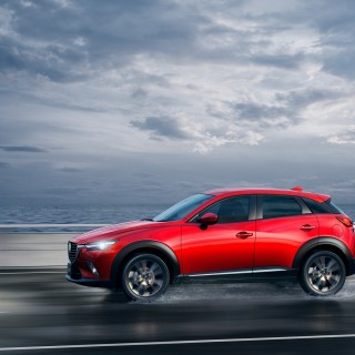 Mazda CX-3 pictures