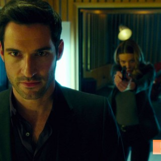 Lucifer TV Series free wallpapers