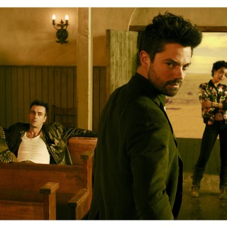 Preacher wallpapers widescreen