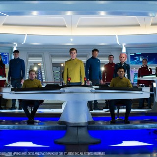 Star Trek Beyond new