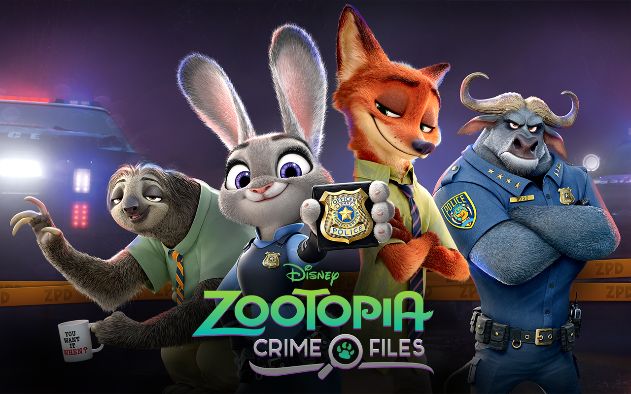 Zootopia HD Wallpapers
