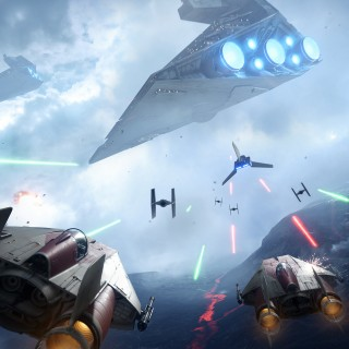 Star Wars Battlefront images