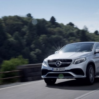 Mercedes-Benz GLE Coupe images