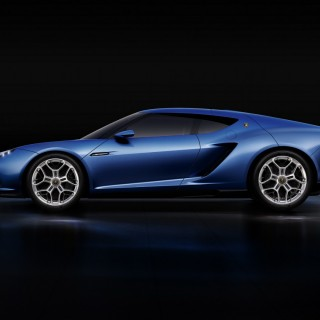 Lamborghini Asterion LPI 910-4 wallpapers