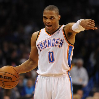 Russell Westbrook wallpapers widescreen