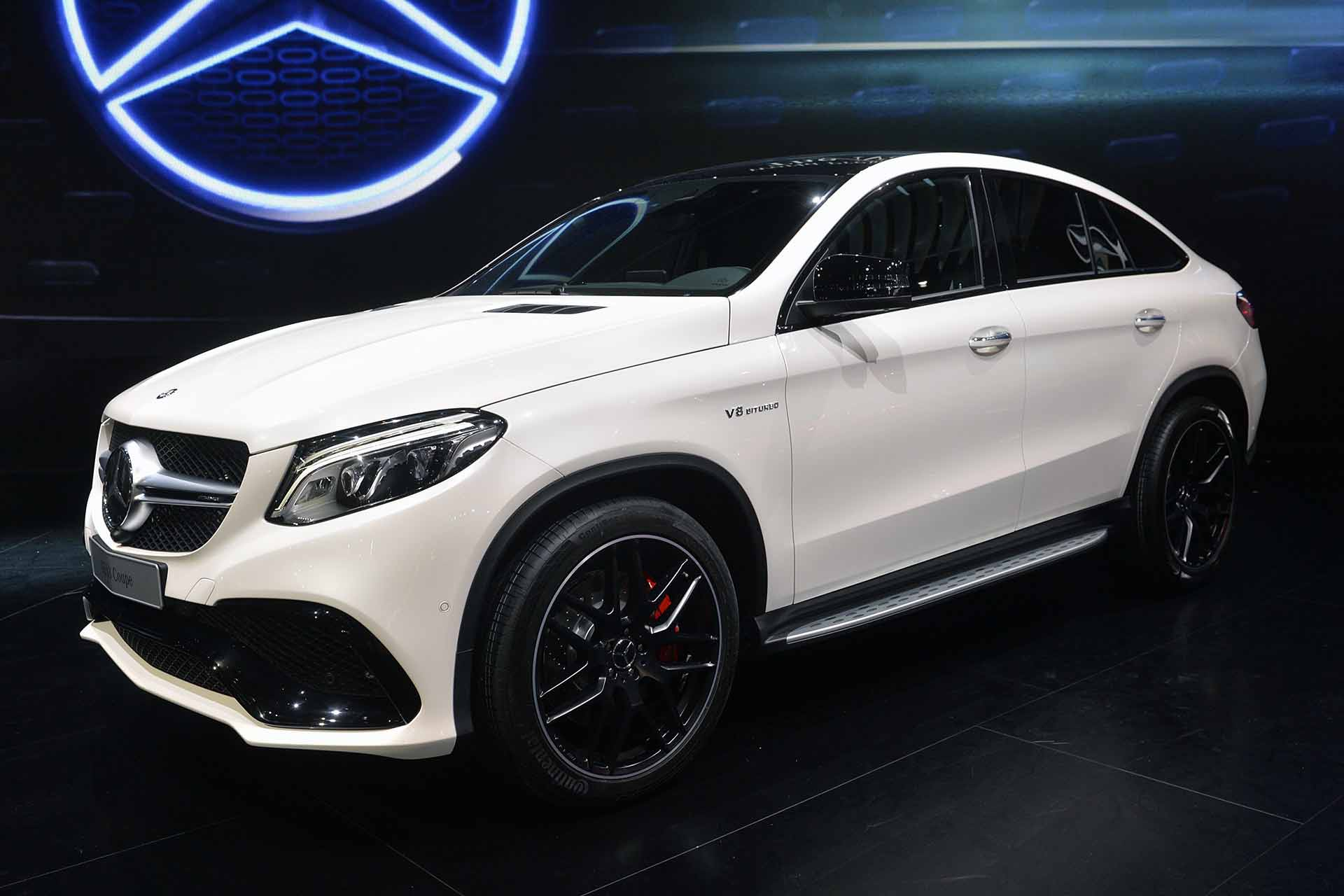 Mercedes Benz Gle Coupe Hd Wallpapers For Desktop Download