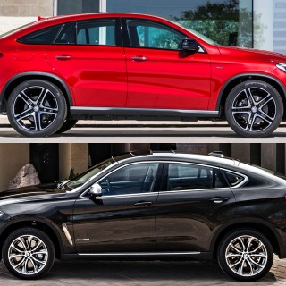 Mercedes-Benz GLE Coupe hd wallpapers