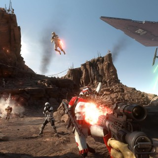 Star Wars Battlefront wallpapers widescreen
