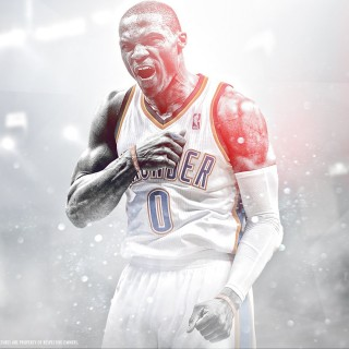Russell Westbrook high quality wallpapers