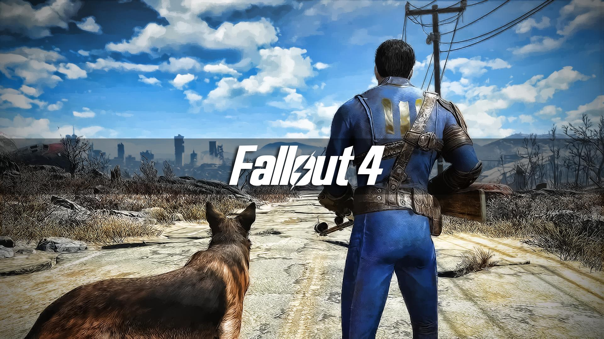 Fallout 4 Hd Wallpapers For Desktop Download